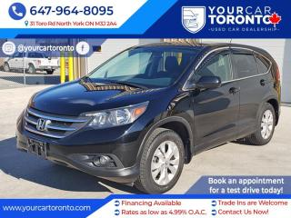 Used 2014 Honda CR-V AWD 5dr EX for sale in North York, ON