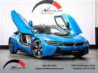 Used 2015 BMW i8 Giga World|Navigation|Heads Up Disp|360 Camera|Leather for sale in Vaughan, ON