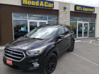Used 2017 Ford Escape Titanium Edition AWD! Full Load for sale in Trenton, ON