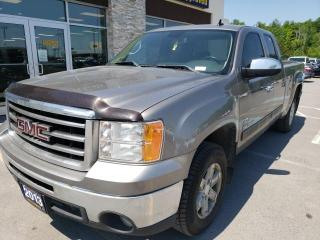 Used 2013 GMC Sierra 1500 SLE EXT CAB 5.3L V8 4X2 for sale in Trenton, ON