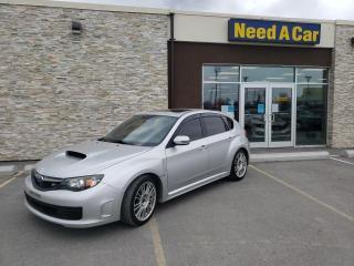 Used 2010 Subaru Impreza WRX STi HB Sport-tech Pkg AWD Leather Sunroof 6 Speed for sale in Trenton, ON