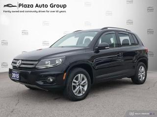 Used 2015 Volkswagen Tiguan Trendline - MT - for sale in Bolton, ON
