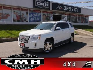 Used 2013 GMC Terrain SLT-2  AWD NAV ROOF LEATH CAM P/GATE for sale in St. Catharines, ON