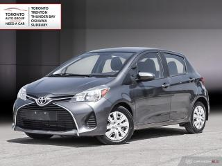 Used 2015 Toyota Yaris for sale in Scarborough, ON