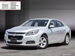 Used 2016 Chevrolet Malibu Limited LT for sale in Oshwa, ON