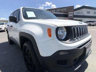 Used 2015 Jeep Renegade Sport Awd for sale in Sudbury, ON