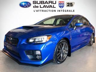 Used 2016 Subaru WRX SPORT TECH for sale in Laval, QC