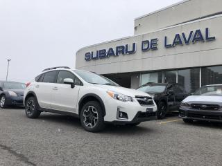 Used 2017 Subaru XV Crosstrek Touring Awd *Caméra de Recul* for sale in Laval, QC