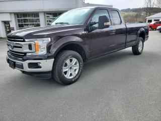 Used 2018 Ford F-150 XLT BTE 8 PIEDS, 4X4, ENS. CHARGE MAX for sale in Vallée-Jonction, QC