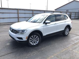 Used 2019 VW TIGUAN TRENDLINE 4MOTION for sale in Cayuga, ON