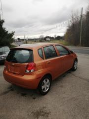 Used 2007 Chevrolet Aveo LS for sale in Mallorytown, ON