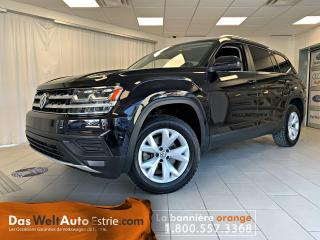 Used 2018 Volkswagen Atlas Trendline 2.0 TSI, Automatique for sale in Sherbrooke, QC
