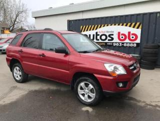 Used 2010 Kia Sportage for sale in Laval, QC
