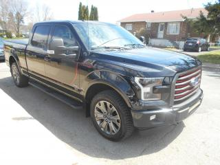Used 2017 Ford F-150 Cab SuperCrew 4RM 145 po XLT for sale in Sorel-Tracy, QC