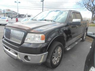 Used 2006 Lincoln Mark LT Cabine Super multiplaces 4 RM 139 po for sale in Sorel-Tracy, QC