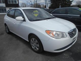 Used 2009 Hyundai Elantra Berline 4 portes, GL for sale in Sorel-Tracy, QC