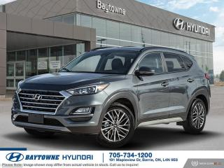 New 2020 Hyundai Tucson AWD 2.4L Luxury for sale in Barrie, ON
