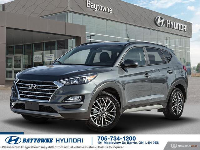 2020 Hyundai Tucson AWD 2.4L Luxury