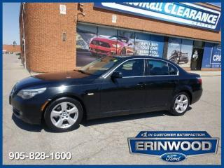 Used 2008 BMW 528 xi 528xi for sale in Mississauga, ON