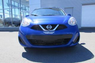 Used 2016 Nissan Micra SV à hayon 4 portes BA for sale in Montmagny, QC