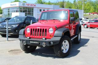 Used 2011 Jeep Wrangler 4 RM 2 portes Sport for sale in Shawinigan, QC