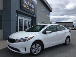 Used 2018 Kia Forte LX AUTO for sale in St-Georges, QC