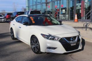 Used 2017 Nissan Maxima SL CVT TOIT*GPS*CAMÉRA*MAIN LIBRE for sale in Lévis, QC