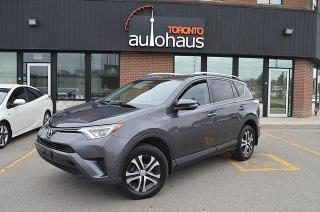Used 2016 Toyota RAV4 LE/HTD SEATS/REAR CAMERA/NO ACCIDENTS LE for sale in Concord, ON