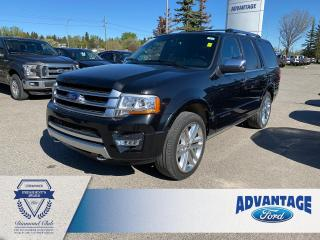 Used 2015 Ford Expedition Platinum for sale in Calgary, AB