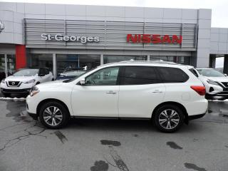 Used 2017 Nissan Pathfinder 4 roues motrices 4 portes SL for sale in St-Georges, QC