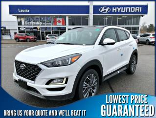 New 2020 Hyundai Tucson 2.0L AWD LUXURY for sale in Port Hope, ON