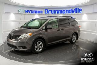 Used 2012 Toyota Sienna LE + 7 PLACES + GARANTIE + A/C + MAGS + for sale in Drummondville, QC
