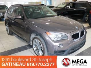 Used 2014 BMW X1 xDrive28i for sale in Gatineau, QC