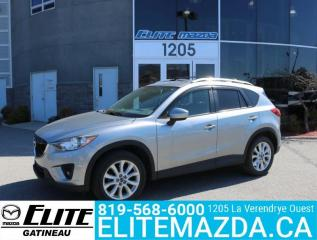 Used 2013 Mazda CX-5 GT for sale in Gatineau, QC