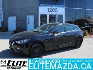 Used 2016 Mazda MAZDA3 Sport GS for sale in Gatineau, QC