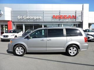 Used 2017 Dodge Grand Caravan Familiale à 4 portes, Crew Plus for sale in St-Georges, QC