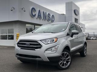 New 2020 Ford EcoSport Titanium 4WD for sale in Port Hawkesbury, NS
