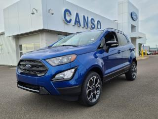 New 2020 Ford EcoSport SES 4WD for sale in Port Hawkesbury, NS