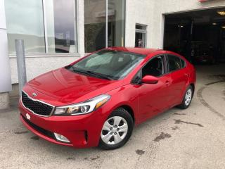 Used 2017 Kia Forte LX AUTO 42$/Sem for sale in Ste-Agathe-des-Monts, QC