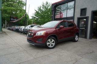 Used 2013 Chevrolet Trax for sale in Laval, QC