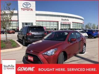 Used 2016 Toyota Yaris WINTER TIRES INCLUDED for sale in Stouffville, ON