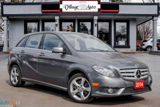Used 2014 Mercedes-Benz B-Class B 250 Sports Tourer for sale in Ancaster, ON