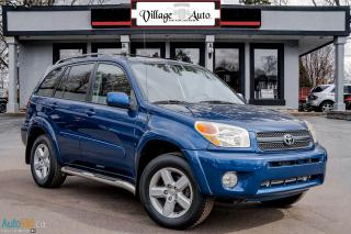 Used 2004 Toyota RAV4 Sport for sale in Ancaster, ON