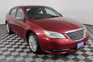 Used 2013 Chrysler 200 Limited for sale in Huntsville, ON