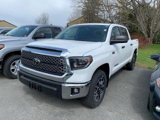 New 2020 Toyota Tundra CREWMAX + SHORT BED (5.5 FOOT) + TRD OFFROAD PREMIUM PACKAGE for sale in Cobourg, ON