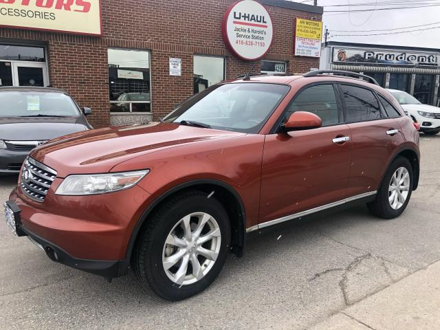 2006 Infiniti FX35 Great condition