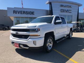 Used 2016 Chevrolet Silverado 1500 1LT LT for sale in Prescott, ON