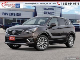 New 2020 Buick Envision Premium II for sale in Prescott, ON