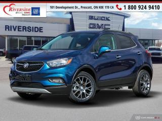 New 2020 Buick Encore Sport Touring for sale in Prescott, ON