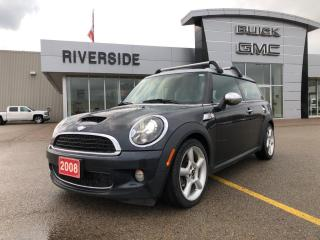 Used 2008 MINI Cooper Clubman S Cooper S for sale in Prescott, ON